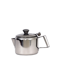 Stainless Steel Cathay Teapot 20oz Silver (Each)