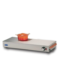 Victor Hot Plate 800mm (W) Stainless Steel (Each)