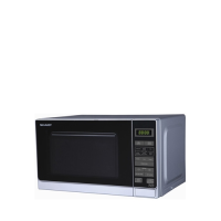 Sharp Microwave Oven 800 Watts 20Ltr Silver (Each)