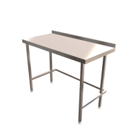 CED Welded Wall Bench Equipment Void 900mm (W) x 600mm (D) x 900mm (H) Stainless Steel (Each)