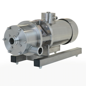 UHS In-Line Mixers (Ultra-Hygienic)