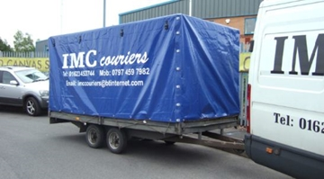 Specialised Tailored Covers For Transport Industry