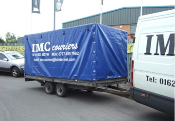 Suppliers Of Lorry Curtains UK