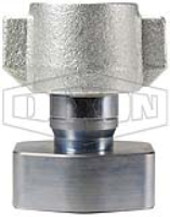 WS-Series High Pressure Wingstyle Code 62 Flange Pad Coupler