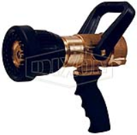 U.S. Coast Guard Approved AFFF/Water Fog Nozzle with Pistol Grip