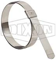 K-Series Universal Preformed Band Clamp
