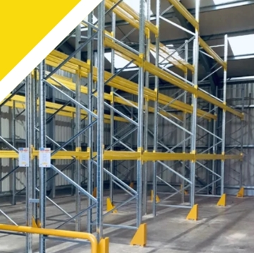 Supplier Of Pallet Racking Systems