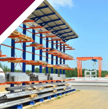 Bespoke Cantilever Racking Systems