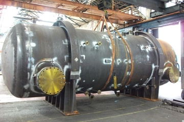 Pressure Vessels For Rubber Processing Plants