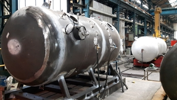 Specialist Fabrications For Chemical Industry