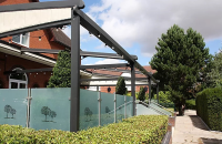 Bespoke Retractable Awnings