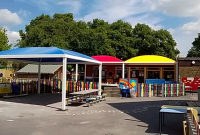 Bespoke Colours For Canopies