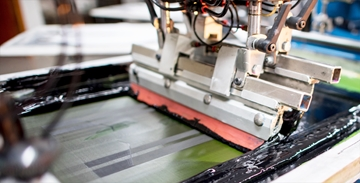 High Quality Screen Printing Services