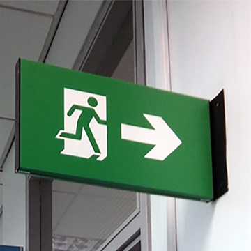 COVID Safety Signs for Universities