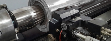Manufacture Of Laser Engraved Gravure Cylinders