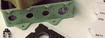 Powder Coating Service For Defence Sector