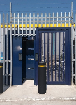 LPS1175 Security Rated Pedestrian Gates