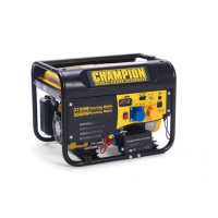 Suppliers Of Champion Petrol Portable Electric Start Generator 3500w CPG4000E1 Near Me