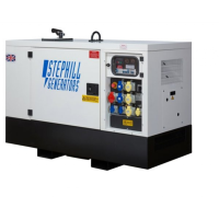 Suppliers Of Stephill SSDK20M Multi Phase Super Silent Generator 20kVA 16kW Near Me