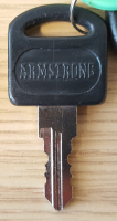 Armstrong 101 - 801 Replacement Keys