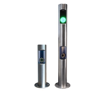ANPR Stainless Steel Posts