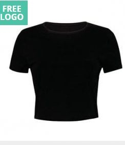 Logo Embroidery On T Shirts