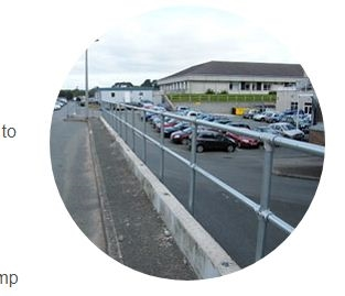 Suppliers Of Key Clamp Handrails