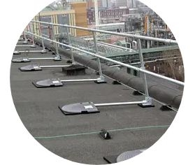 Manufacturers Of Free Standing Roof Edge Protection