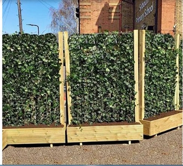 Installers Of Timber Planter Boxes