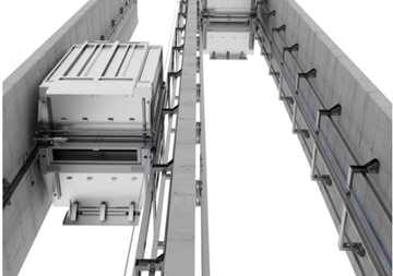 High Performance Passenger Lifts For Public Spaces