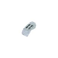 4-Wire Quick Snap Reusable Splice IDC Connectors, 21-26 AWG, Transparent Grease