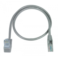 CAT6 Up Angle to Straight Patch Cords 5ft