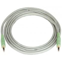 SA-15-MM   -   3.5mm Stereo Audio Cable Male Speaker Device Connect 15 feet 3.5mm Male - 3.5mm Male Gray