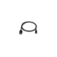 USB2-SF-AMB-10-MM   -   USB 2.0 Super Flat Type A Micro-B Cable Cord Ribbon Tight Space 10 ft USB Type A Male - USB Type Micro B Male Black