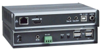 4K HDMI USB KVM Extender Over IP with Video Wall Support - Remote