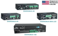 ENVIROMUX-16DDP  Large Enterprise Environment Monitoring System with Dual AC Power