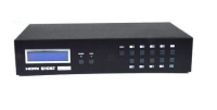 4K HDMI Matrix Switch over HDBase-T with Power over Ethernet