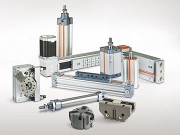 UK Suppliers Of Rod-Less Cylinders