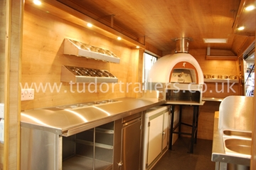 Suppliers Of Pizza Vans & Trailers