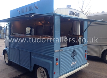 Suppliers Of Falafel Catering Trailers