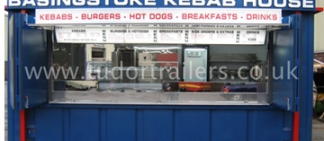 High Quality Catering Kiosks
