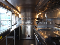 H Van Conversions For Catering Industries