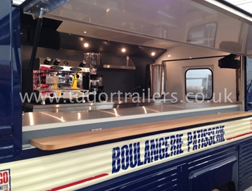 Hospitality Kiosk Conversions For Catering Industries