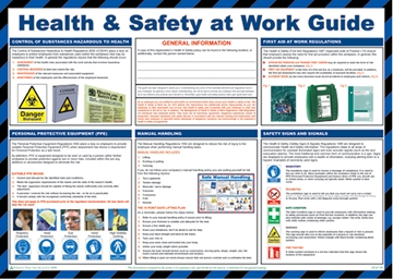 Safety Guides and Posters