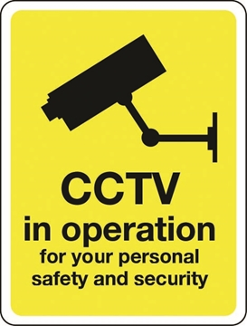 Security Signs and CCTV Signs