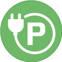 Car Charging Point Sign