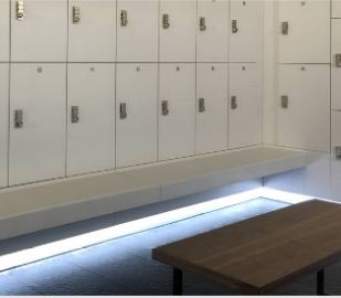 Designers Of Wooden Lockers For Golf Clubs