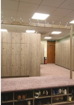 Installers Of Wooden Lockers For Golf Clubs