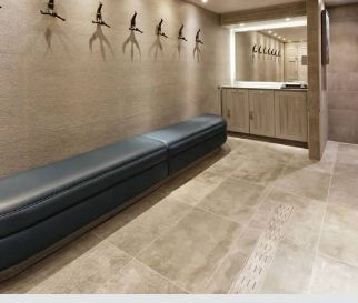 Designers of Wooden Lockers For Spas