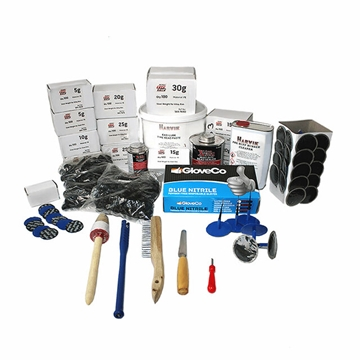 Tyre Repair Consumables Package